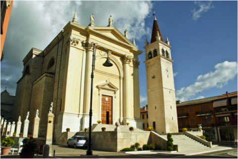 chiesa S.Maria Montecchia di crosara